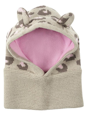 Zoocchini -  Kids Knit Balaclava Hat - Kallie The Kitten - 1-2Y - Stylemykid.com