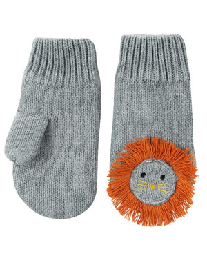 Zoocchini - Knitted Balaclava Hat Leo The Lion - 6months to 2Years - Stylemykid.com