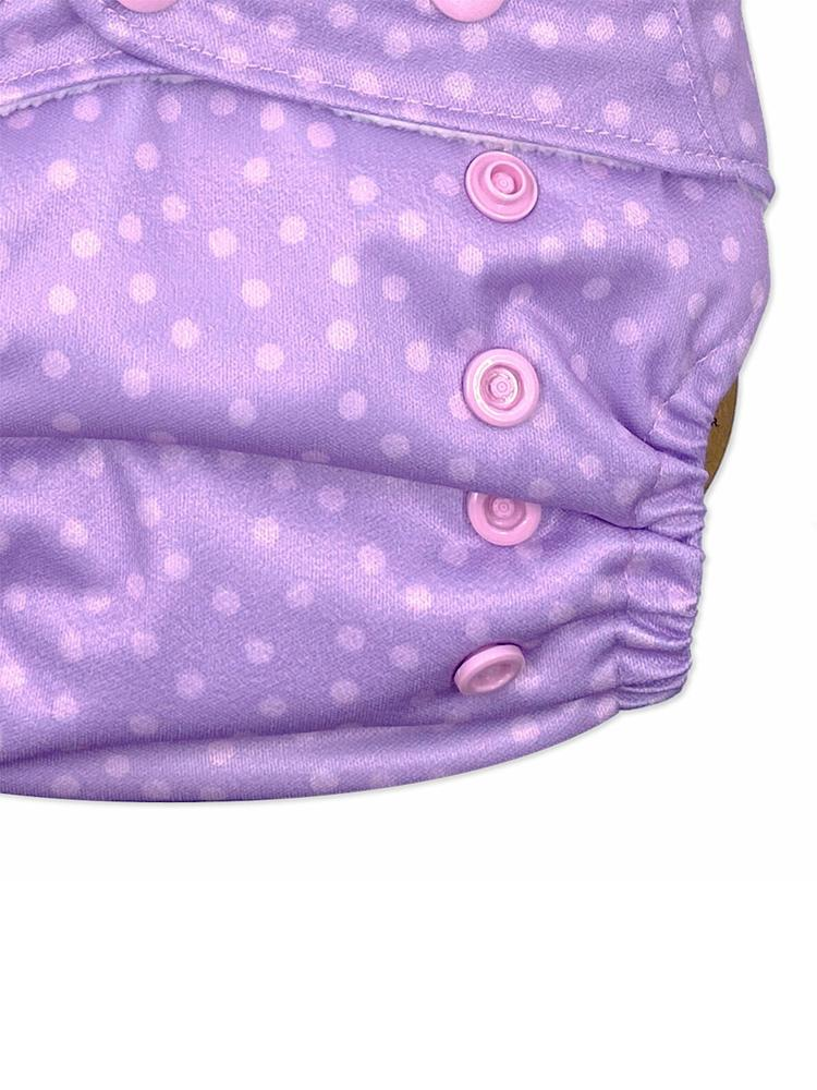 Zoocchini - Washable Reusable Cloth Pocket Nappy with 2 Inserts - Marietta the Mermaid - Stylemykid.com