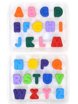 Micador - Alphabet Crayons - early stART - Stylemykid.com