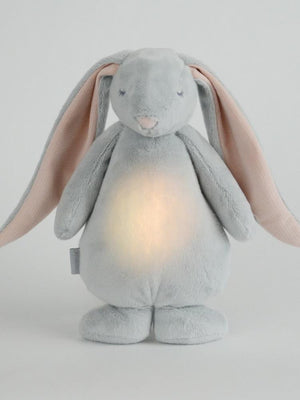 Moonie Humming Friend Baby Night Light & Sleep Aid - Cloud - Stylemykid.com