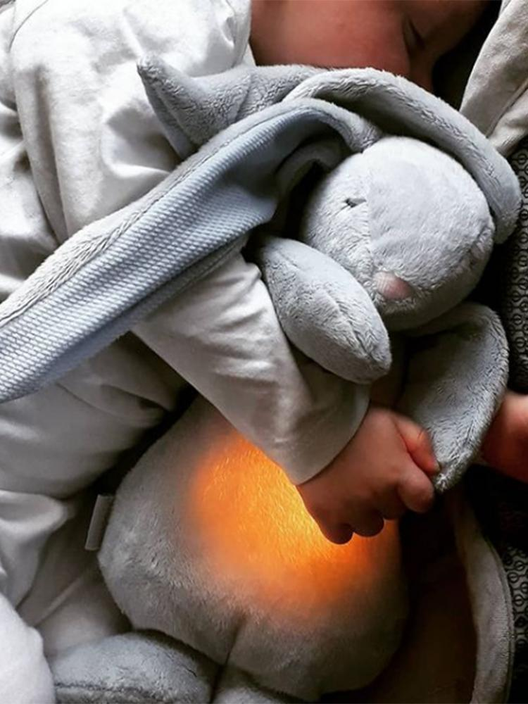 Moonie Humming Friend Baby Night Light & Sleep Aid - Sky - Stylemykid.com