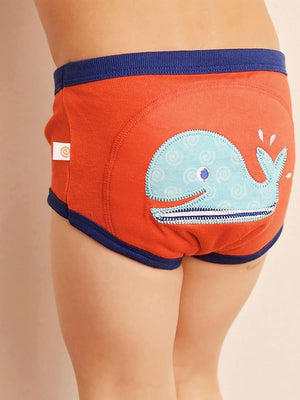 Zoocchini - Boys Ocean Friends Organic Potty Training Pants - 3 pack - Stylemykid.com