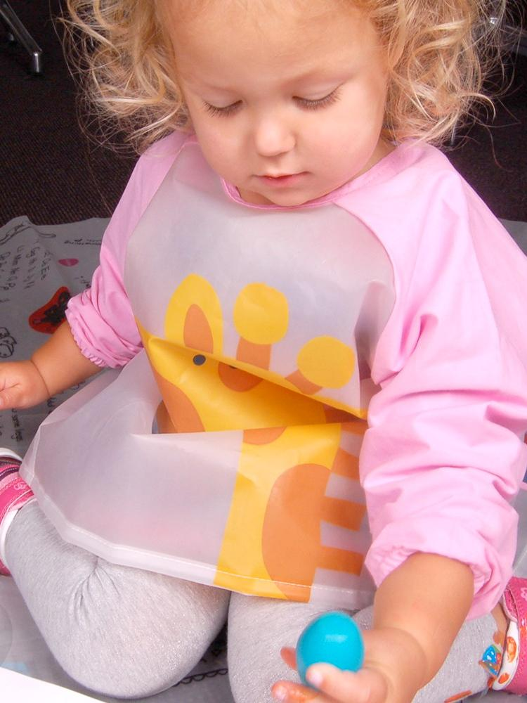 Early StART - Kids Pink Art Smock - Stylemykid.com