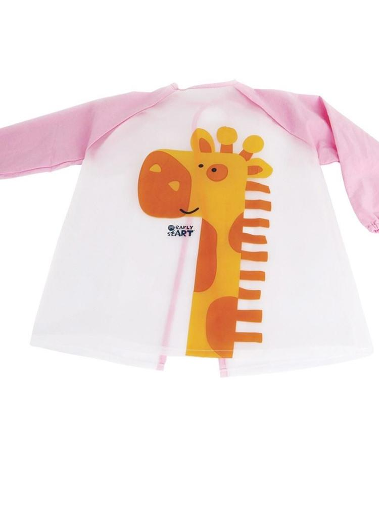Micador Early StART - Kids Art Smock - Pink - Stylemykid.com