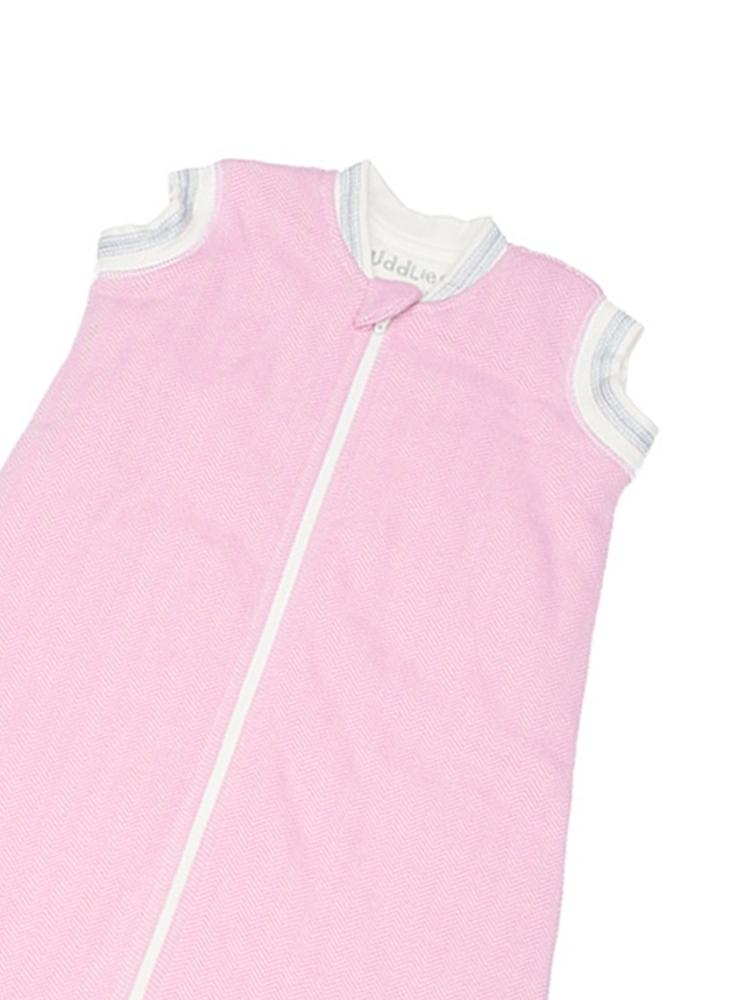 Juddlies - Dream Sack Baby Sleeping Bag - Sunset Pink - Organic Cottage Collection - Stylemykid.com