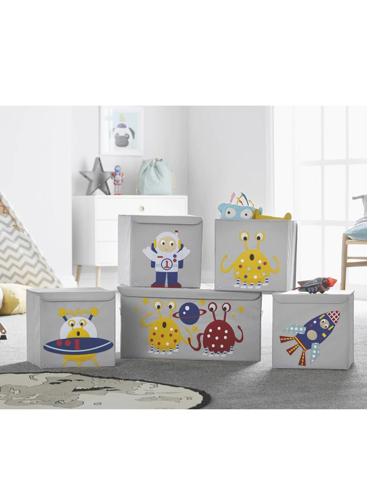 Potwells - Spaceship Storage Box - Stylemykid.com