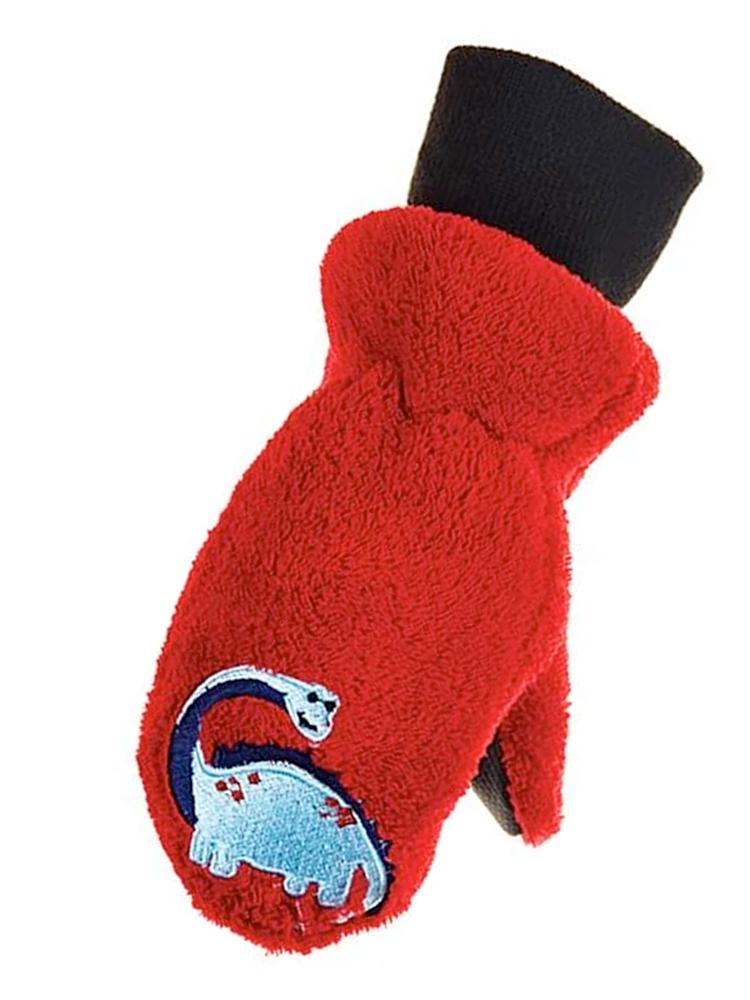 Flapjack Kids - Winter Fleece Mittens/Gloves - Dinosaurs - Stylemykid.com
