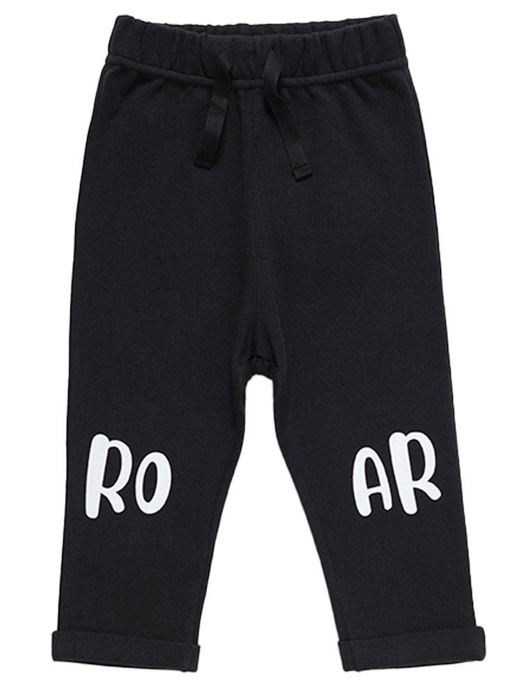 Artie - Roar - Black trousers - Stylemykid.com