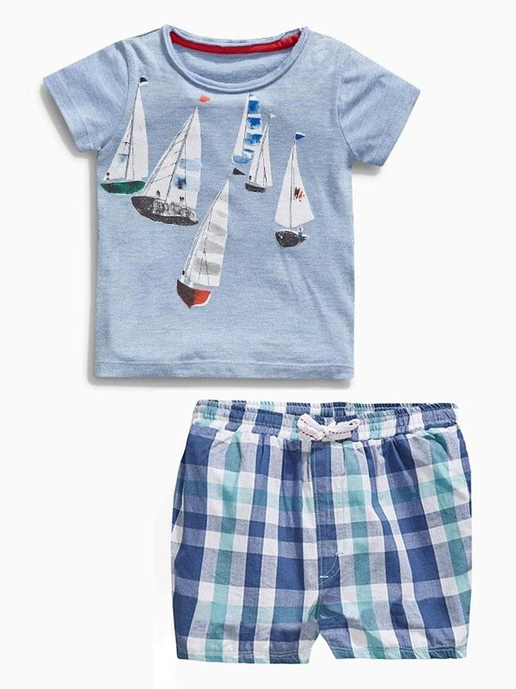 Summer Sailing Set - Stylemykid.com
