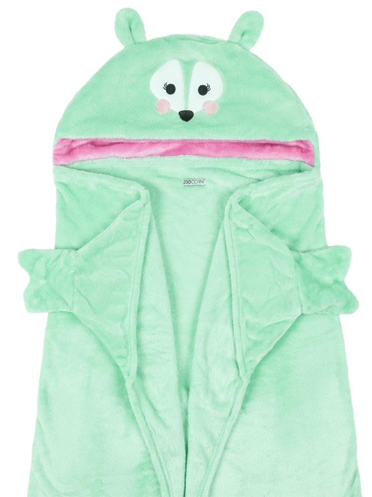 Zoocchini - Kids Wearable Hooded Blanket - Fawn - Age 3+ - Stylemykid.com