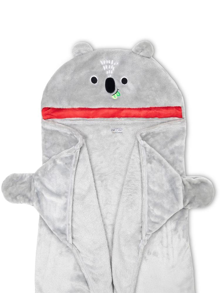 Zoocchini - Kids Wearable Hooded Blanket - Koala - Age 3+ - Stylemykid.com