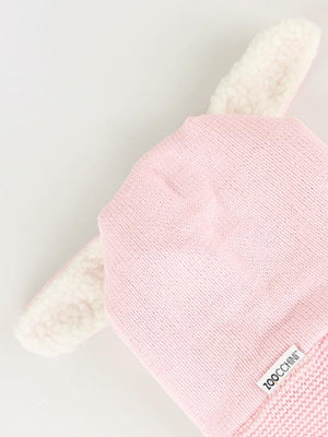 Zoocchini -  Kids Knit Balaclava Hat - Beatrice The Bunny 1-2 Years - Stylemykid.com