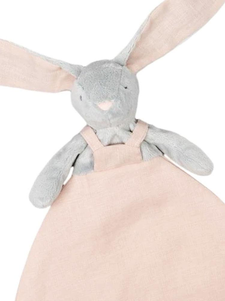 Moonie DouDou Comforter Cuddly Toy Bunny - Cloud - Stylemykid.com