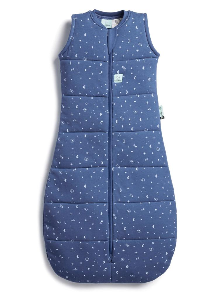 ergoPouch - Night Sky - TOG 2.5 Jersey Sleeping Bag - Organic 8 to 24 Months - Stylemykid.com
