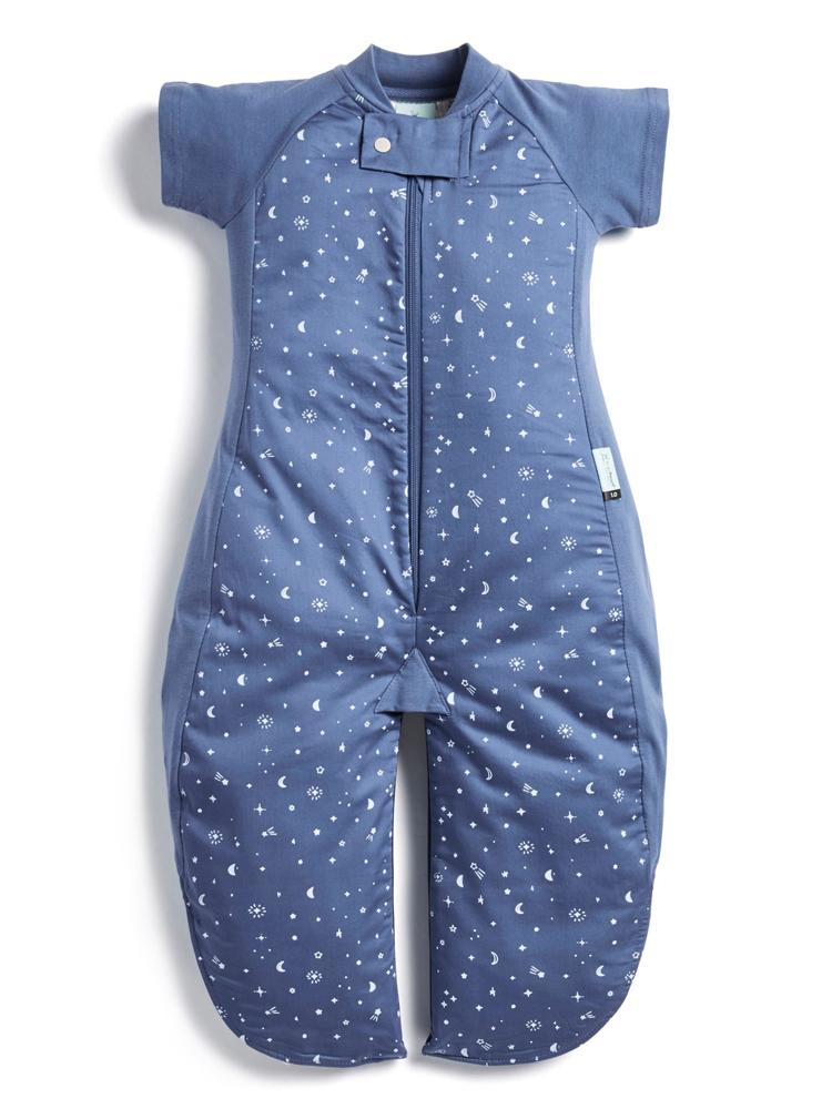 ergoPouch - Night Sky - TOG 1 Sleep Suit Bag- Organic 8 Months to 6 Years - Stylemykid.com