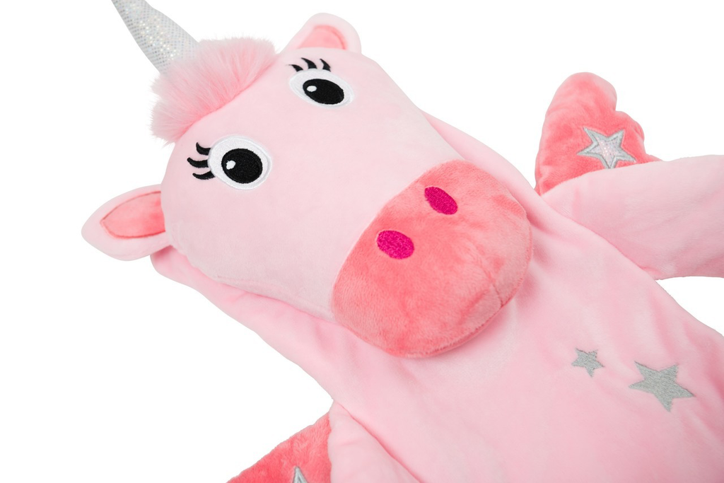 Unicorn Long Hot Water Bottle - Stylemykid.com