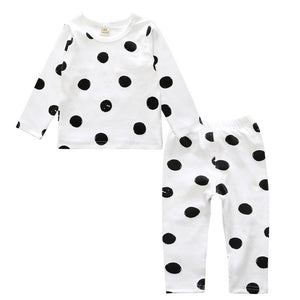 My Little Dalmatian - White Spotted Dalmation Kids Tracksuit - Stylemykid.com