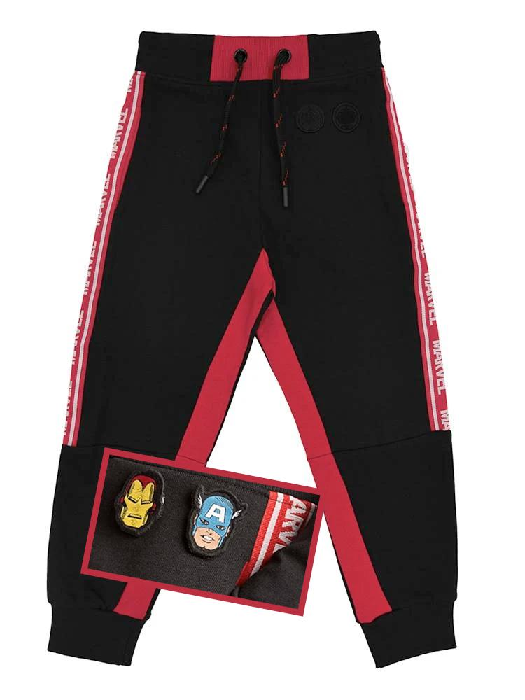 Marvel Sport Tracksuit Joggers - 3 - 6 Years - Stylemykid.com