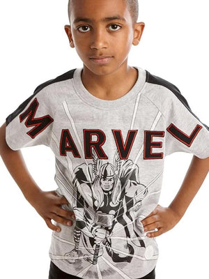 Marvel Power of Thor T-shirt - 3-7 Years