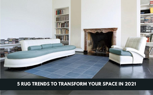 5 Rug Trends That Will Completely Transform Your Space