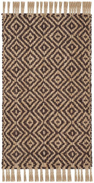 Natural Fiber NF266E BROWN / NATURAL