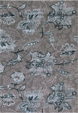 Thema Jacobean Teal-Gray