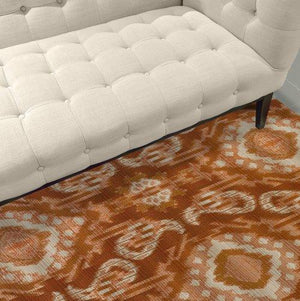 FREEPORT MEDALLION SPICE/IVORY
