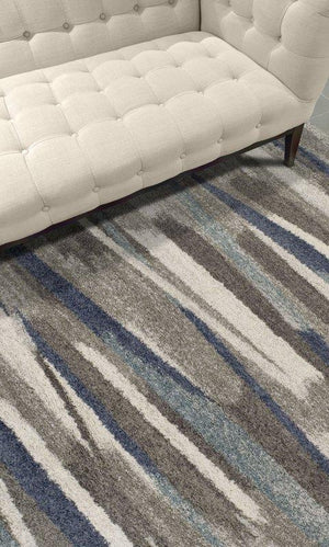 RESTON MODERN STACK TAUPE/BLUE