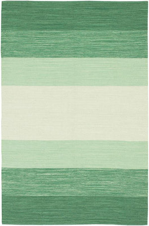 India 5 Green Stripes