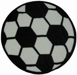 Fun Time Shape High Pile Soccerball
