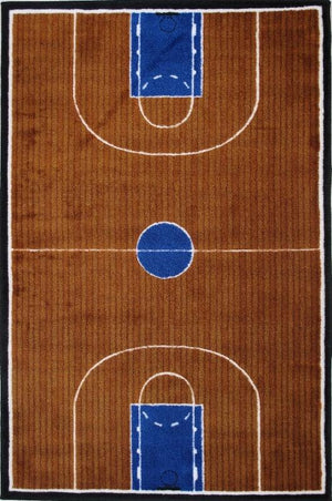 Supreme Basketball Court