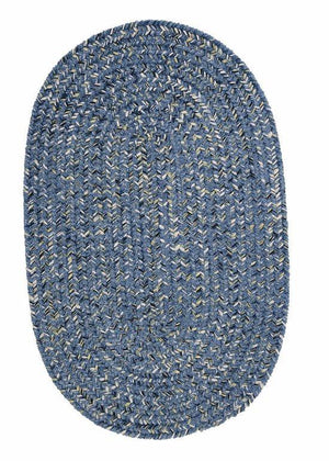 West Bay Blue Tweed WB51
