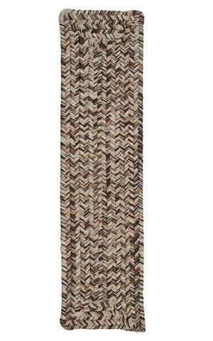 Corsica Weathered Brown Stair Tread (single)