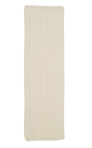 Simply Home Solid White Stair Tread (set 13)