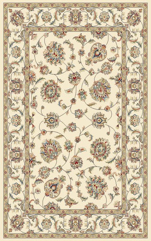Ancient Garden 57365 Ivory/Ivory