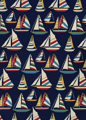 OUTDOOR ESCAPE YACHTING NAVY
