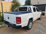 VW Amarok Clip On Tonneau Cover - Saftrade