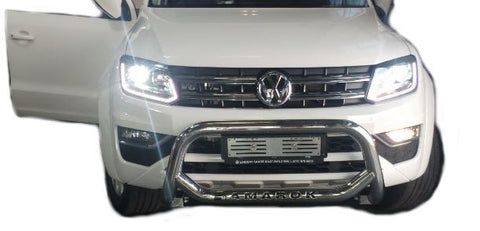 VW Amarok PDC Compatible Nudge Bar - Saftrade