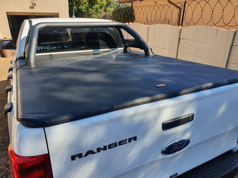 Ford Ranger Clip On Tonneau Cover - Saftrade