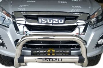 Isuzu Nudge Bar 2013+