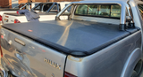 Toyota Hilux Clip On Tonneau Cover - Saftrade