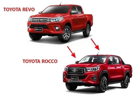 Toyota Hilux Rocco Kit - Saftrade