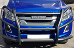 Isuzu Wrap Around Bull Bar - Saftrade