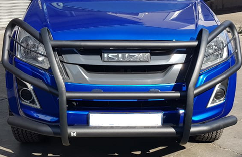Isuzu Wrap Around Bull Bar