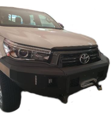 Toyota Hilux Replacement Bumper - Saftrade