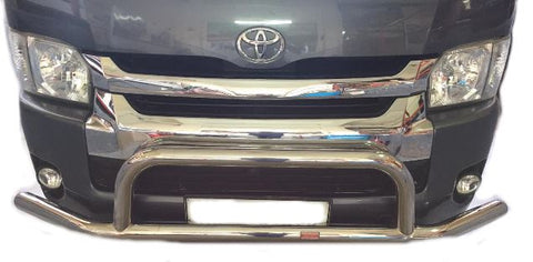 Toyota Quantum Nudge Bar - Saftrade