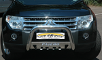 Mitsubishi Pajero Nudge Bar - Saftrade
