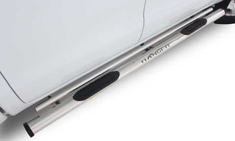 Ford Ranger Stainless Steel Oval Side Steps - Saftrade