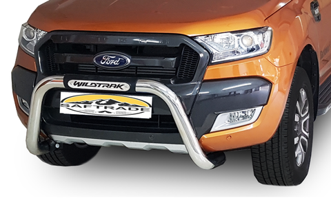 Ford Ranger/ Wildtrak PDC Nudge Bar - Saftrade